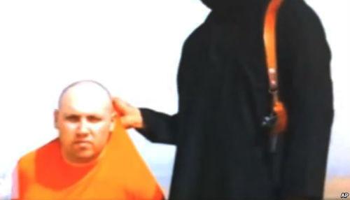 Militantes islámicos decapitaron al periodista Steven Sotloff