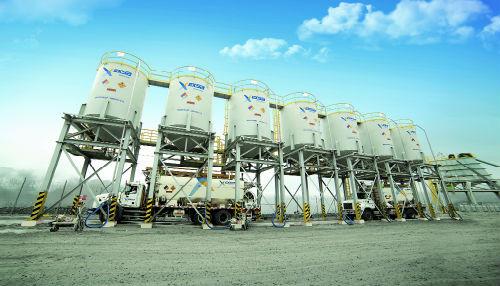 EXSA ingresa al mercado chileno