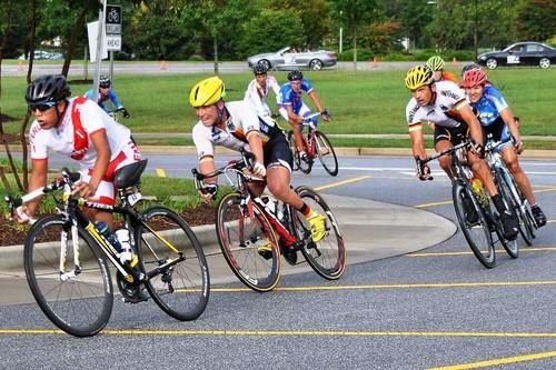 Ciclista Israel Hilario destacó en Campeonato del Mundo en EE.UU.
