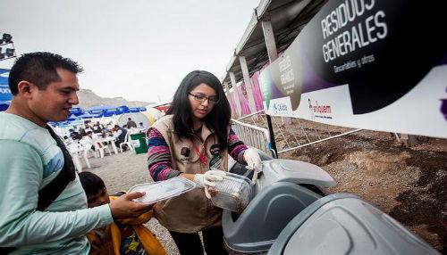 Apega apuesta por el cuidado del medio ambiente y la sostenibilidad en Mistura 2014