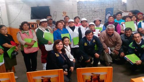 Capacitan a 400 agentes de pesca artesanal de Pucusana, Chorrillos y Ancón