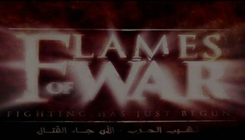 Isis lanza advertencia a los EE.UU. con 'Flames of War' [VIDEO]