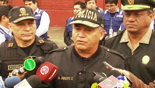 Policía Nacional continúa depuración de malos agentes de la institución