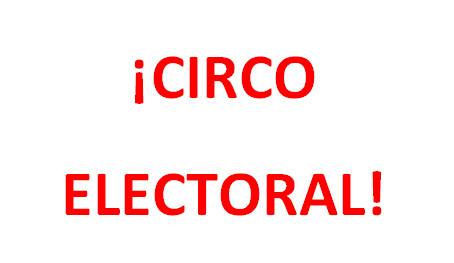 El circo electoral