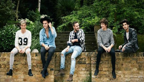 One Direction lanza su nuevo single Steal My Girl
