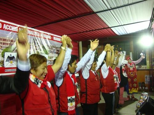 [Ancash] El MANPE cerró campaña en la provincia de Huarmey