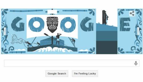 Google rinde homenaje a Thor Heyerdahl con un nuevo Doodle