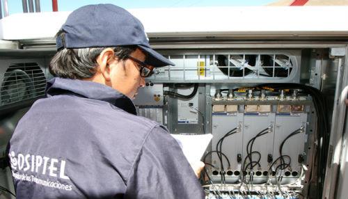 OSIPTEL supervisó a Nextel en el inicio de operaciones del servicio de tecnología LTE (4G)