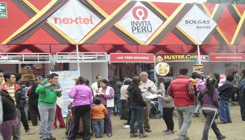 Invita Perú facturó tres millones y medio de soles en su cuarta edición