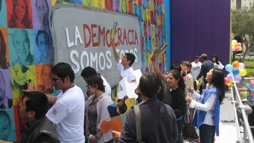 Juventud y política