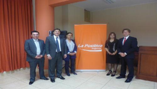La Positiva Seguros inauguró su primera oficina comercial en Ayacucho