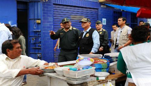 Emporio Comercial de Gamarra contará con mayor seguridad
