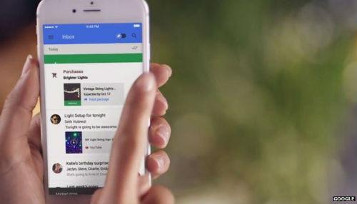 Google lanza su nueva app Inbox [VIDEO]