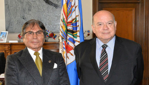 OEA reconocerá a José Escajadillo Farro