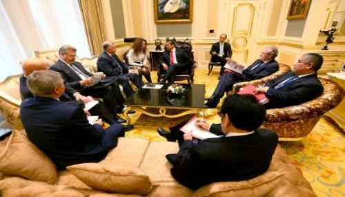 Rusia trabajaría con Perú sobre su experiencia de tener una de las mayores redes ferroviarias del mundo