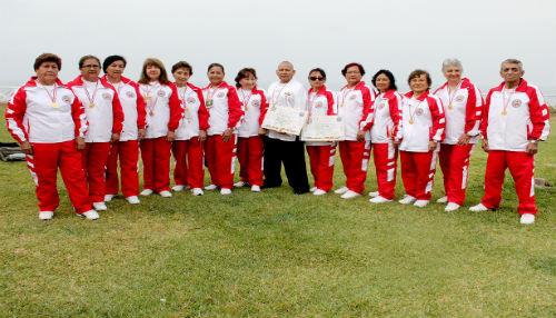 Selección de Tai Chi de San Miguel gana nuevo torneo internacional
