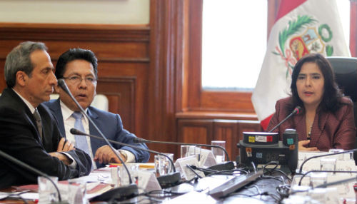 Estado realizará seguimiento de autoridades electas investi