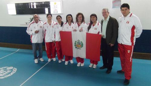 Selección Peruana de Bochas Damas partió a Sudamericano de Mar del Plata