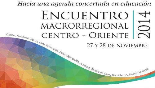 Diez regiones participarán en Lima del Macrorregional Centro – Oriente convocado por el CNE
