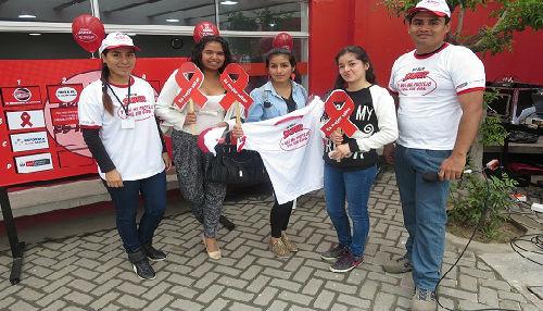 Minsa desarrolla feria itinerante para prevenir el VIH SIDA en universidades, parques y centros comerciale