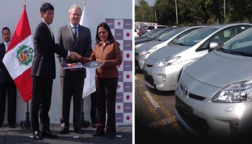 Delegaciones oficiales que participarán de la Cop 20 se movilizarán en vehículos que cuidan el medio ambiente