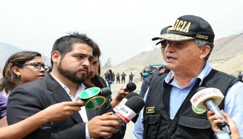 Ministro del Interior pide confianza en el trabajo que realiza la Policía por dar seguridad
