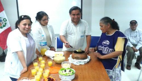 EsSalud destaca los siete pasos para una alimentación saludable