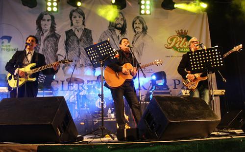 San Miguel recuerda a John Lennon con único concierto gratuito en Lima