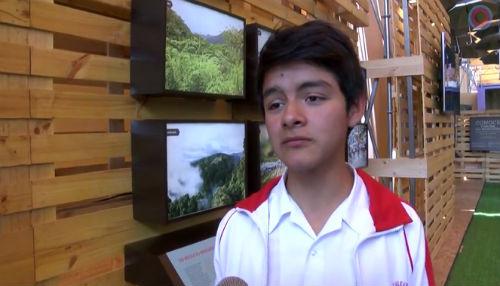 COP20: Escolares también se comprometen a reducir el cambio climático, en 'Voces por el Clima'
