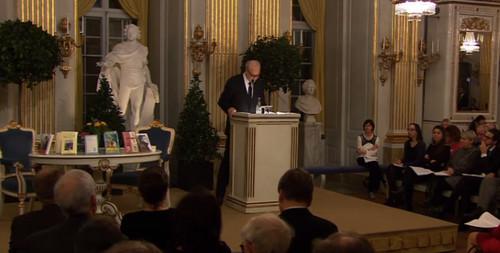 Patrick Modiano en Estocolmo: la escritura, la memoria y el olvido