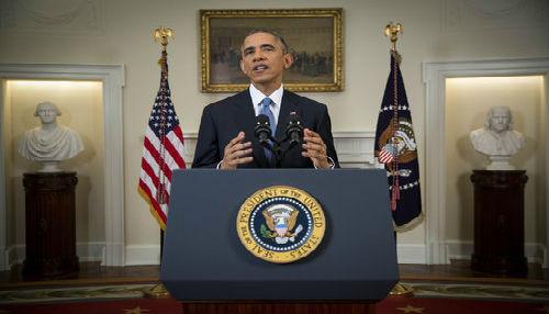 Obama saluda 'nuevo capítulo' en las relaciones entre EEUU y Cuba