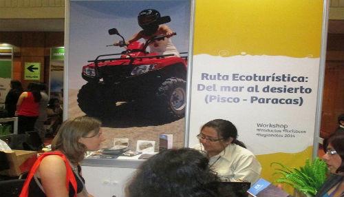 """""""Del mar al desierto"""", la nueva ruta ecoturística de la Reserva Nacional de Paracas para la temporada verano 2015"""
