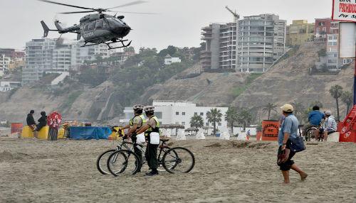 Policía inicia Plan Verano 2015