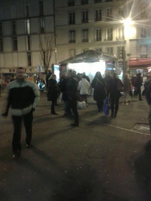 Charlie Hebdo ve agotar su última edición: los tres millones de ejemplares quedaron cortos