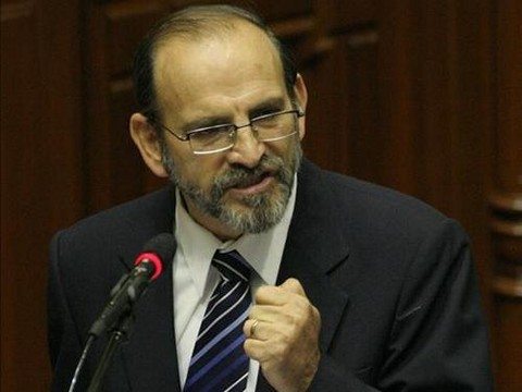 Yehude Simon: 'Ahora Chehade parece el hombre más corrupto del país'