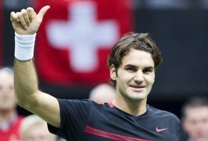 Federer se quedó con el triunfo del ATP de Rotterdam tras vencer a Del Potro