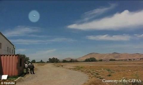 Ovni provoca desconcierto en chilenos (Video)