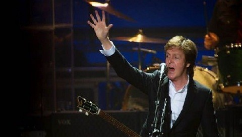 Paul McCartney confirmó concierto en Uruguay