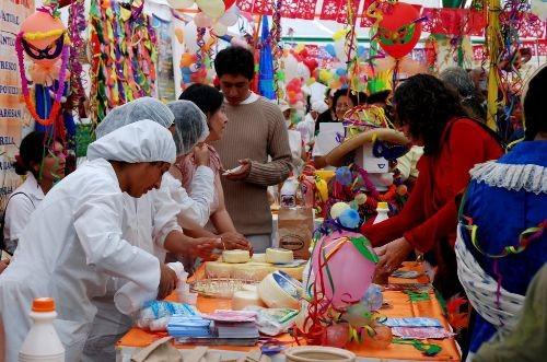 Cajamarca: Hoy comienza el Primer Festival Gastronómico del Queso
