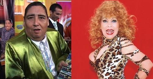 Tongo quiere cantar a dúo con Tigresa del Oriente