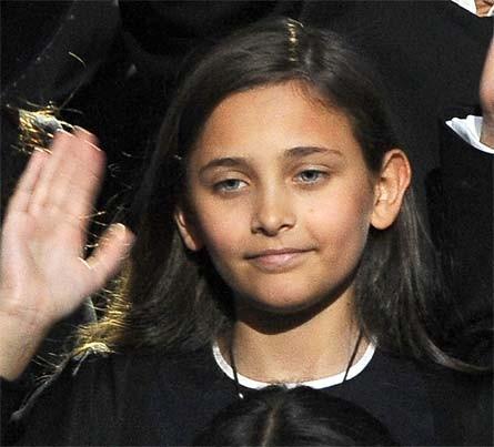 Hija de Michael Jackson encontró su vocación