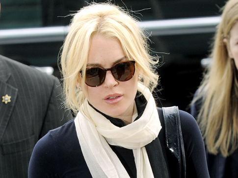 Lindsay Lohan vuelve a prisión