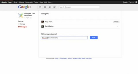Páginas de Google+ podrán tener hasta 50 administradores (video)