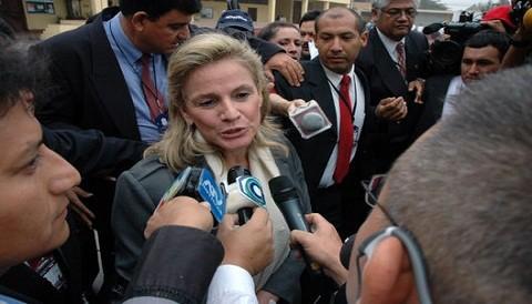 Pilar Nores: 'Soy peruana por convicción'
