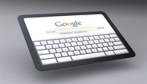 Google lanzará su tableta en junio de 2012