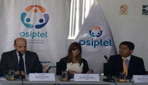 Osiptel presentó el 'Expediente Virtual'
