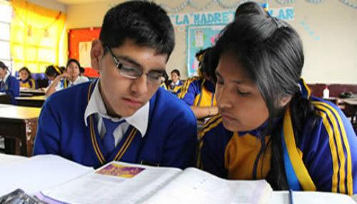 Mejores alumnos de segundo año de secundaria podrán postular a COAR hasta este 20 de enero
