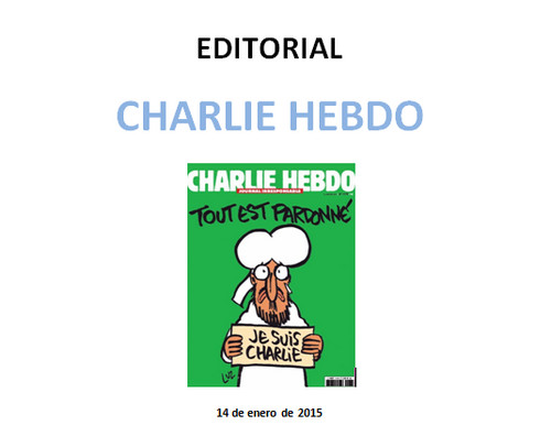[Editorial Charlie Hebdo] ¿Habrá aún de 'sí, con peros' después del 7 de enero?