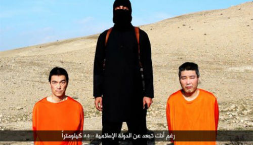 ISIS exige 200 millones de dólares de rescate por rehenes japoneses [VIDEO]