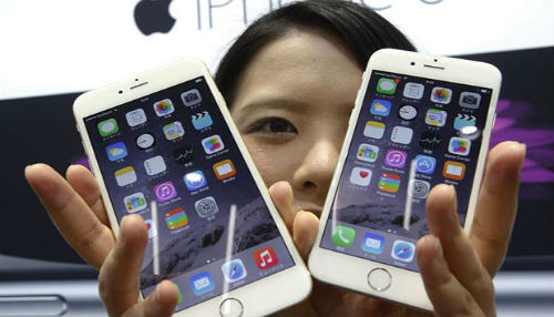Apple ha vendido más iPhones en China que en los EE.UU.